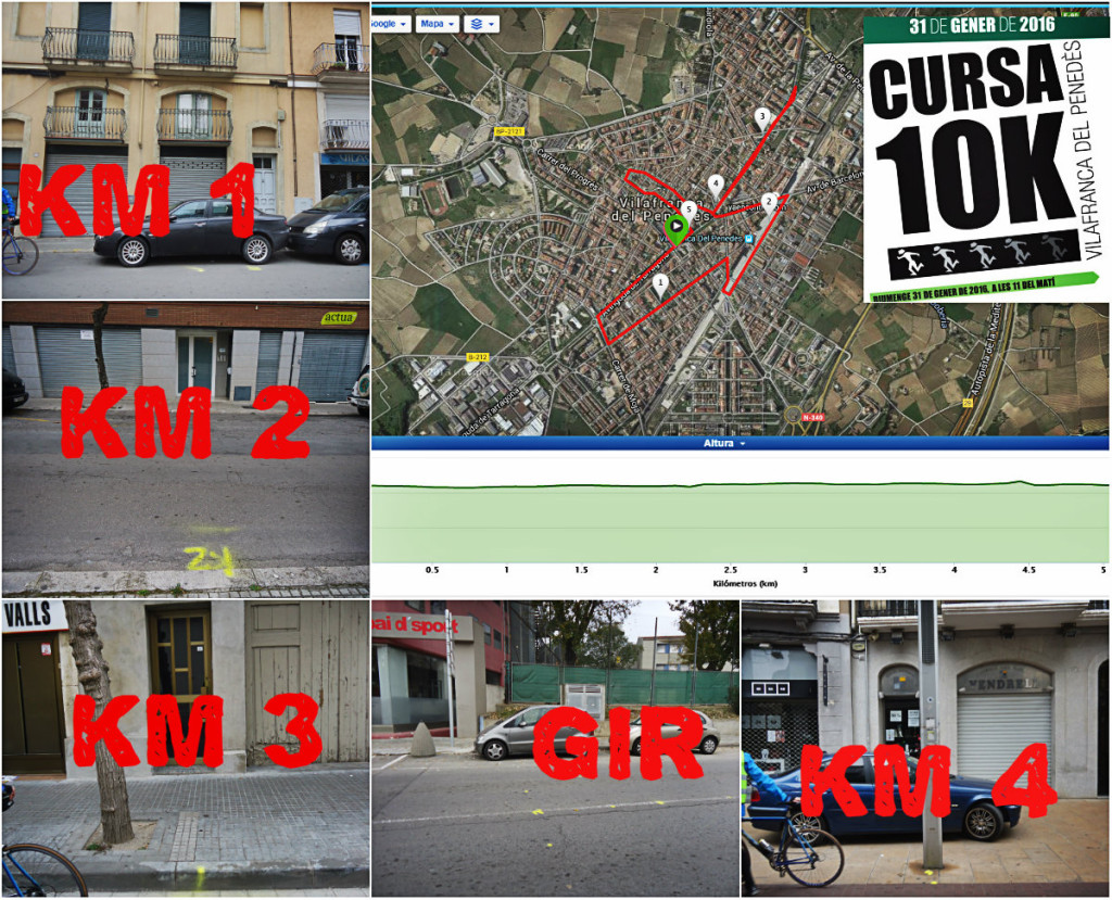 10k vila circuit homologat